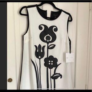 Victoria Beckham for Target black white dress